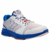 Warrior Dojo Adult Training Shoes - White/Blue - '12 Model