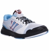 Warrior Dojo Men's Training Shoes - White/Blue - '13 Model