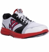 Warrior Dojo Men's Training Shoes - White/Red