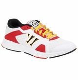 Warrior Dojo V2 Men's Training Shoes - Red/Yellow