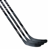 Warrior Dolomite DD Clear Int. Composite Hockey Stick '11 Model - 3 Pack