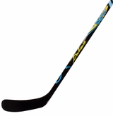 Warrior Dolomite Dragon Blue Clear Pro Stock Hockey Stick