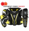 Warrior Dynasty AX LT Jr. Protective Equipment Combo