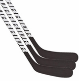 Warrior Dynasty AX1 Grip Int. Hockey Stick - 3 Pack