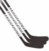 Warrior Dynasty AX1 Grip Jr. Hockey Stick - 3 Pack