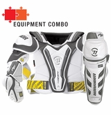 Warrior Dynasty AX1 Sr. Protective Equipment Combo
