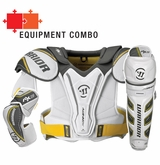 Warrior Dynasty AX3 Int. Protective Equipment Combo