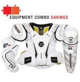 Warrior Dynasty HD Pro Int. Protective Equipment Combo