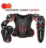 Warrior Dynasty HD1 Int. Protective Equipment Combo