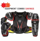 Warrior Dynasty HD1 Jr. Protective Equipment Combo