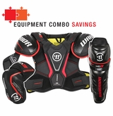 Warrior Dynasty HD3 Jr. Protective Equipment Combo
