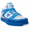 Warrior Hound Dog 2.0 Jr. Shoes - White/Blue Fade