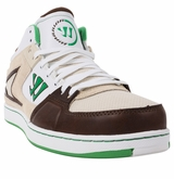 Warrior Hound Dog 2.0 Shoes - Tan/Green