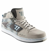 Warrior Hound Dog Shoes - Beige/Plaid