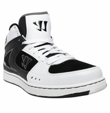 Warrior Hound Dog Shoes - White/Black