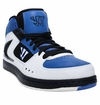 Warrior Hound Dog Shoes - White/Blue
