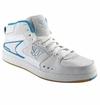 Warrior Hound Dog Shoes - White/Teal
