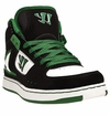 Warrior Hound Dog Yth. Shoes - Black/Green