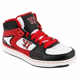Warrior Hound Dog Yth. Shoes - Black/Red