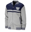 Warrior Jock Full Zip Crew Sr. Jacket