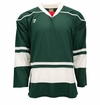 Warrior KH130 Yth. Hockey Jersey - Minnesota Wild