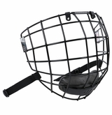 Warrior Krown LTE Black Hockey Facemask