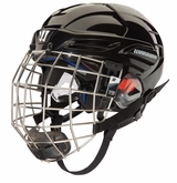 Warrior Krown PX3 Sr. Hockey Helmet Combo