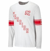 Warrior Ladder 50/50 Sr. Long Sleeve Tee Shirt