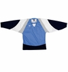 Warrior Lightning KH300 Sr. Hockey Jersey - Carolina Blue/Gray/Navy