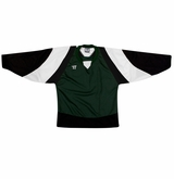Warrior Lightning  KH300 Sr. Hockey Jersey - Dark Green/Black/White