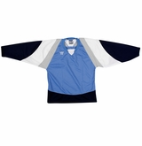 Warrior Lightning KH300Y Jr. Hockey Jersey - Carolina Blue/Gray/Navy
