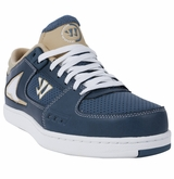 Warrior Low Dog Shoes - Blue/White