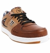 Warrior Low Dog Shoes - Brown/Tan/Blue