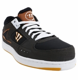 Warrior Low Dog Shoes - Charcoal/Black/Brown