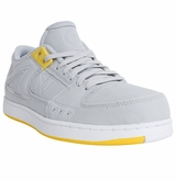 Warrior Low Dog Shoes - Gray/Yellow