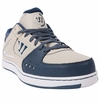 Warrior Low Dog Shoes - Tan/Blue