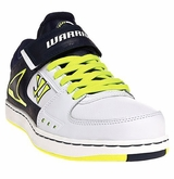 Warrior Low Dog Strap Lifestyle Shoe - Blue/Yellow