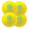 Warrior Mini Speed Ball - 4 Pack