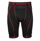 Warrior Nutt Hutt Sr. Compression Jock Short w/Cup
