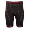 Warrior Nutt Hutt Jr. Compression Jock Short w/Cup