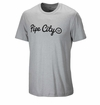 Warrior Pipe City 50/50 Sr. Short Sleeve Tee Shirt