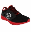 Warrior Pregame Men's Training Shoes - Black/Red