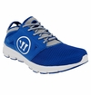 Warrior Pregame Men's Training Shoes - Royal/Silver