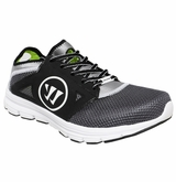 Warrior Pregame Men's Training Shoes - Black/Gray
