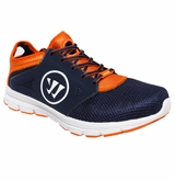 Warrior Pregame Men's Training Shoes - Blue/Orange