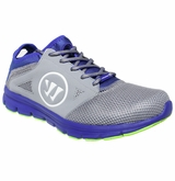 Warrior Pregame Men's Training Shoes - Gray/Blue