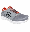 Warrior Pregame Men's Training Shoes - Gray/Red