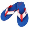Warrior Riot Thong Sandals - Blue '13 Model