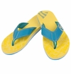 Warrior Riot Thong Sandals - Yellow