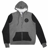 Warrior Rogue Sr. Full Zip Hoodie